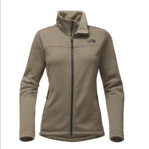The North Face Timber Fleece Full Zip Jacket
